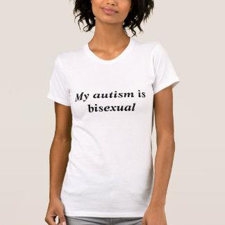 Bisexual Autism T-Shirt