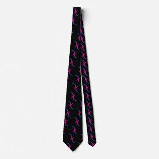Bisexual double moons tie