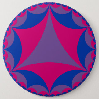 Bisexual fractal button
