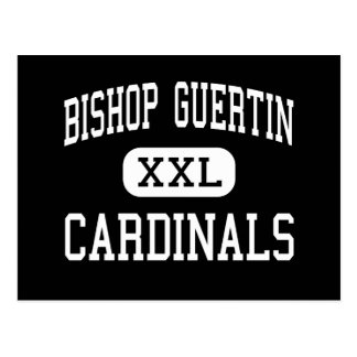 Bishop Guertin - Cardinals - High - Nashua Postcard