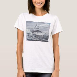 Bismarck off Greenland coast 1900hrs 23rdMay T-Shirt