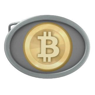 Bitcoin Belt Buckle