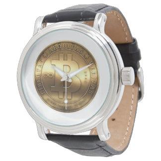 Bitcoin clock watch