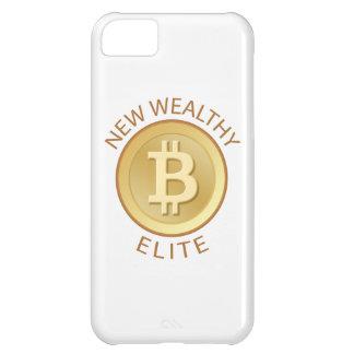 Bitcoin - New Wealthy Elite iPhone 5C Case