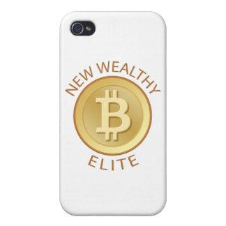 Bitcoin - New Wealthy Elite iPhone 4 Cases