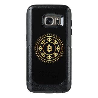 Bitcoin OtterBox Samsung Galaxy S7 Commuter Series