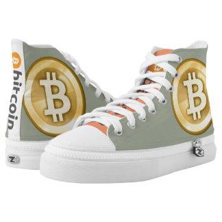 Bitcoin Printed Shoes