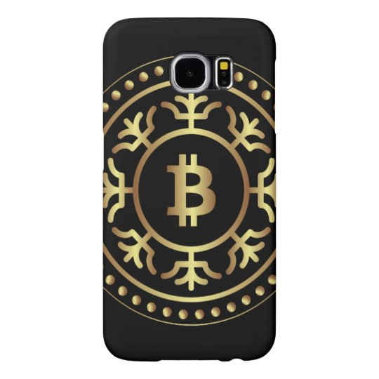 Bitcoin Samsung Galaxy S6, Barely There Phone Case