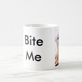 BiteMe Coffee Mug