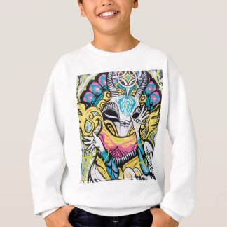 Bizzare Graphic Sweatshirt
