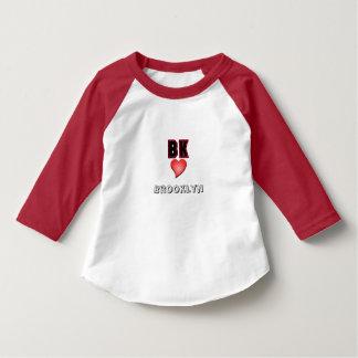 BK Brooklyn Heart Toddler T-Shirt