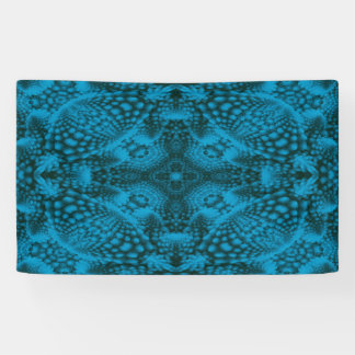Black And Blue  Banners, 4 sizes