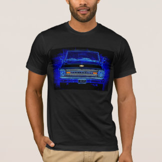 Black and Blue C10 T-Shirt