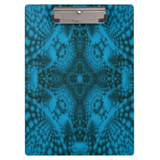 Black And Blue Colorful Clipboard