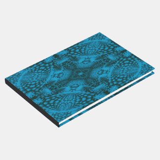 Black And Blue Kaleidoscope   Guestbook
