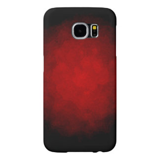 Black and red Galaxy S6 case
