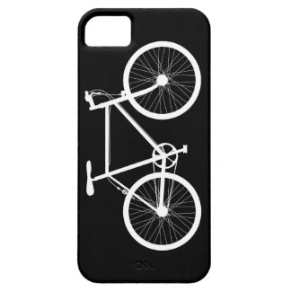 Black and White Bicycle iPhone 5 Case