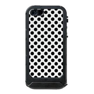 Black and White Polka Dot iPhone 5 Case