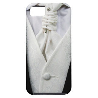 Black and White Tuxedo Collar iPhone 5 Cover
