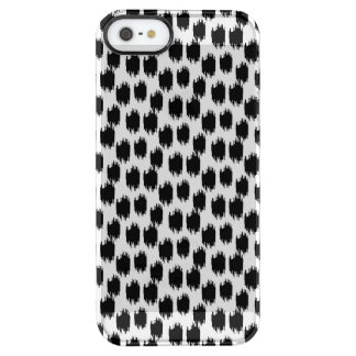 Black Animal Print | Uncommon iPhone Case