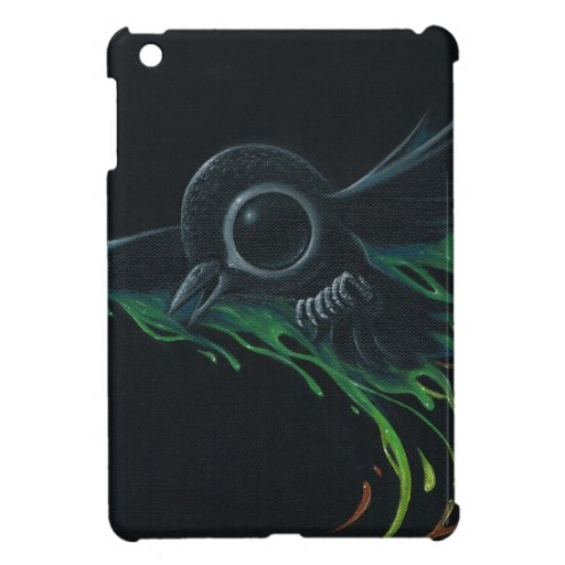 Black as pitch iPad mini cover