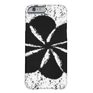 black barely there iPhone 6 case