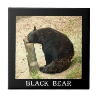 Black Bear (Alabama, Louisiana, New Mexico) Tile