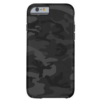Black Camo iPhone 6 case Tough iPhone 6 Case