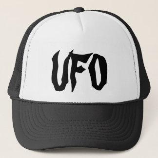 black cap UFO