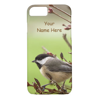 Black Capped Chickadee I-phone 6 Case