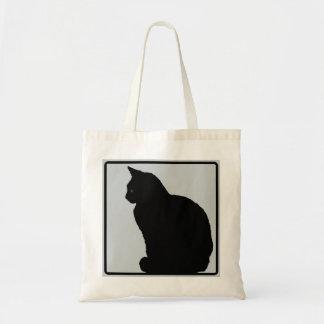 Black Cat Grey