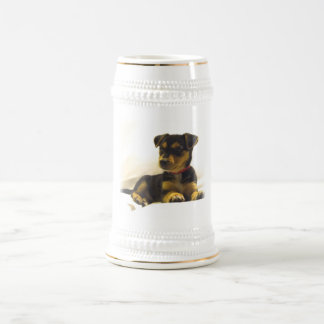 Black Chihuahua Beer Stein