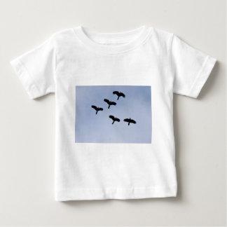 BLACK COCKATOO RURAL QUEENSLAND AUSTRALIA BABY T-Shirt