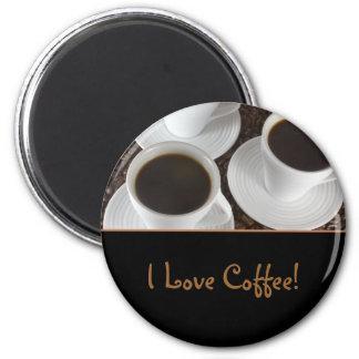 Black Coffee Magnet