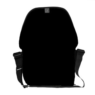Black Commuter, Travel, Rickshaw Messenger Bag