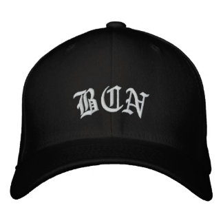 Black Cult Nation Embroidered Cap