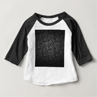 black design art baby T-Shirt