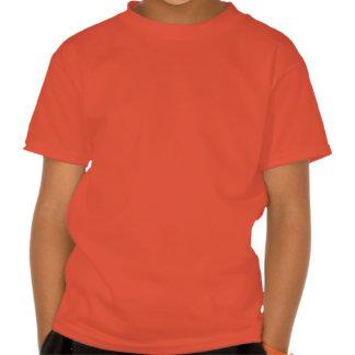 Black Dripping Splatter Skull T-shirts