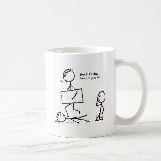 Black Friday Coffee Mug