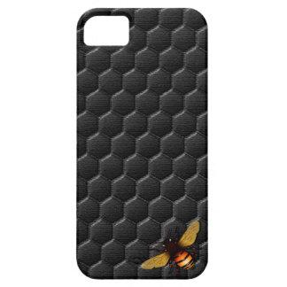 Black Honeycomb iPhone 5 Covers