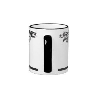 Black Ink Fashion Mug