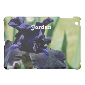 Black Iris iPad Mini Cover