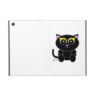 Black Kitty iPad Mini Case