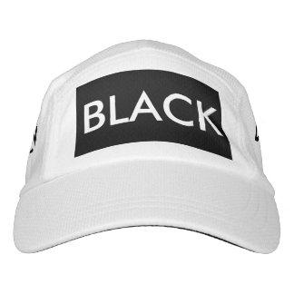 Black Knit Performance Hat