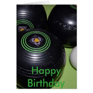 Black-Lawn_Bowls,_Birthday_Card Card