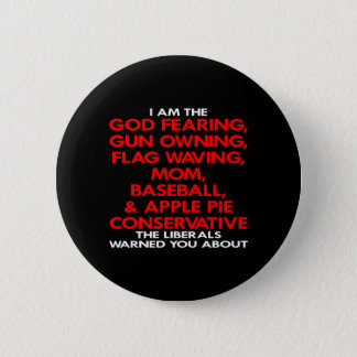 Black Liberals Warned You About 6 Cm Round Badge
