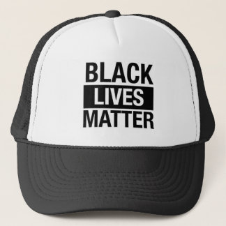 Black Lives Matter Trucker Hat