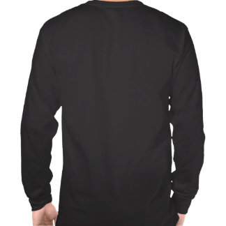 Black Long Sleeve Armed Forces t-Shirt