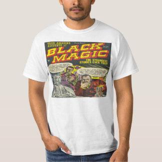 Black Magic Vintage Comic Book Cover T-Shirt