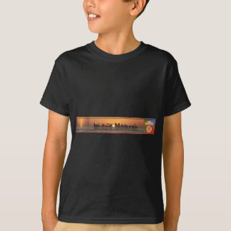 BLACK MARVEL T-Shirt